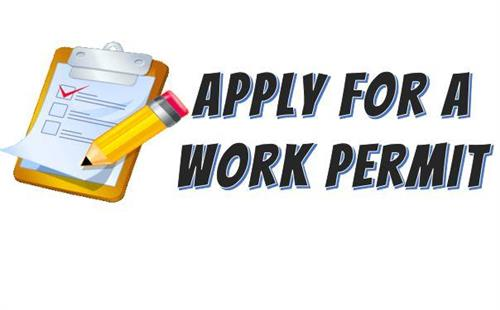 APPLY FOR A WORK PERMIT