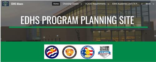 EDHS Program Planning Site